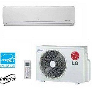 LG 12,000 BTU 20 SEER Heating & Cooling Mini Split Air