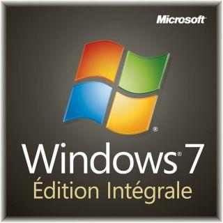 Windows 7 Edition Intégrale 32 bits OEM   Achat / Vente SYSTÈME D