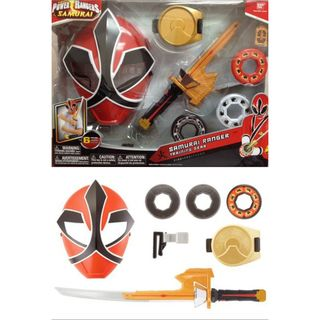 Power Ranger Samurai Ranger Training Gear