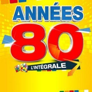 ANNEES 80, LINTEGRALE   Achat CD COMPILATION pas cher