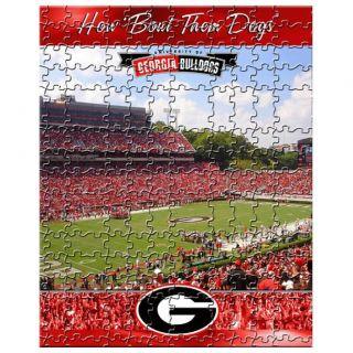 Georgia Bulldogs 550 piece Jigsaw Puzzle
