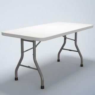 Mayline Event 7700 Series Rectangular Multi purpose Table (30 x 60