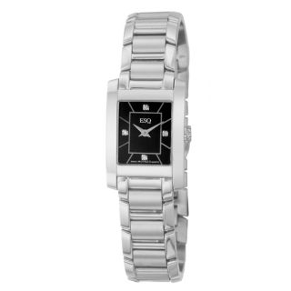 ESQ by Movado Womens Venture Stainless Steel Swiss Quartz Watch