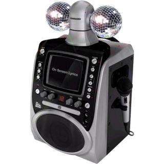 The Singing Machine SML 390 Karaoke System