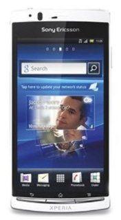 Sony Ericsson Xperia Arc S / LT18i (White) / Unlocked