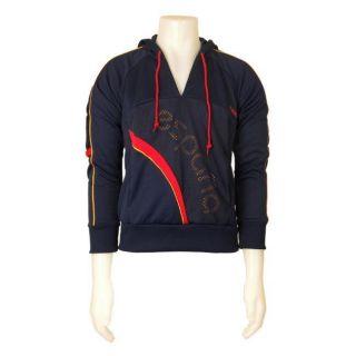 Adidas World Cup Espana Womens Hooded Sweatshirt