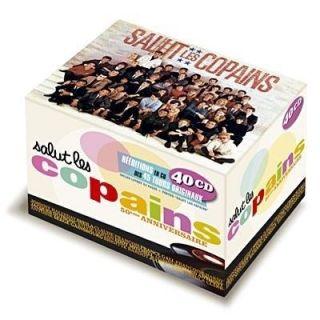 SALUT LES COPAINS, 50ème Anniversaire   Achat CD COMPILATION pas cher