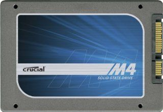 Crucial m4 128GB 2.5 Inch Solid State Drive SATA 6Gb/s