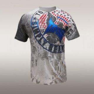 TapouT Jake Shields UFC 129 Walkout T Shirt, Large Clothing