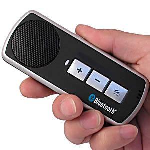 BlueAction BAC351 Universal Bluetooth Hands free Speakerphone Car Kit