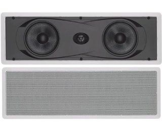 130 watts Speaker with 1 Soft Dome Tweeter & Dual 6.5 Cone Woofers