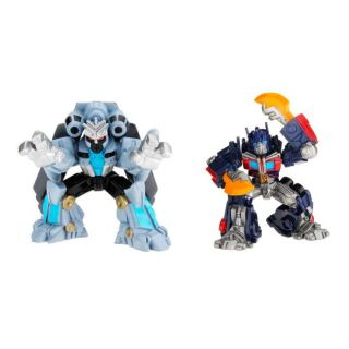 ROBOT NON RADIOCOMMANDE Transformers Ultimate Optimus Prime et Black