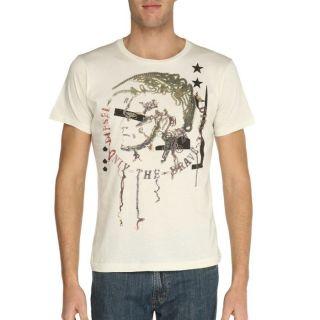 DIESEL T Shirt Muela Homme   Achat / Vente T SHIRT DIESEL T Shirt