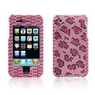 Premium Apple iPhone 3G/3GS Pink Leopard Case