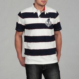 Generra Mens Striped Shirt