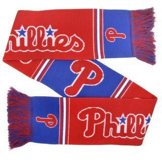 Philadelphia Phillies Acrylic Scarf