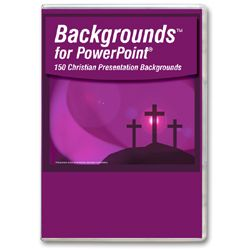 Backgrounds for PowerPoint 150 Christian Presentation Images