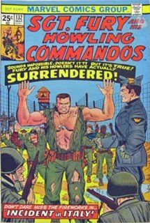 Sgt. Fury And His Howling Commandos (Vol. 1 No. 132, March 1976