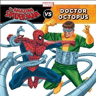 The Amazing Spider Man vs. Doctor Octopus Tomas Palacios