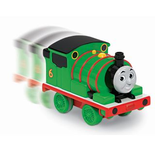 Fisher Price Pull back Percy Toy Train