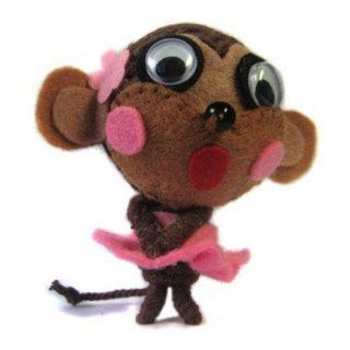 Sexy Monkey Brainy Doll Series Voodoo String Doll #KBDV133