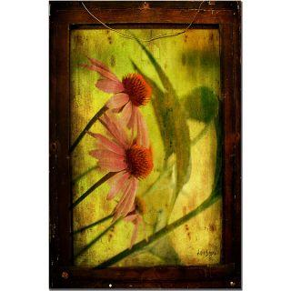 Lois Bryan Antiques Cone Flowers Canvas Art Today $55.99 Sale $50