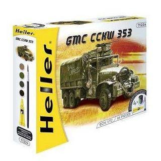 Kit Militaires   GMC CCKW 353   Achat / Vente MODELE REDUIT MAQUETTE
