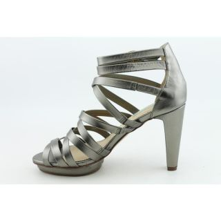 Farylrobin Womens Pernilla Gray Dress Shoes Size 8
