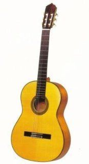 Azahar 132 Spanish Flamenco Classical Guitar, All Solid