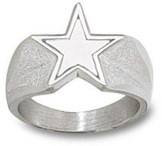 Dallas Cowboys Star 5/8 Mens Ring Size 10 1/2
