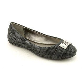 Coach London Flats Shoes Black Womens