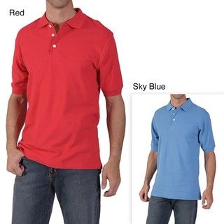 ADI Mens Ultra Pique Polo Shirt
