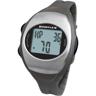 Bowflex F10 Grey/ Black Strapless Heart Rate Monitor Watch