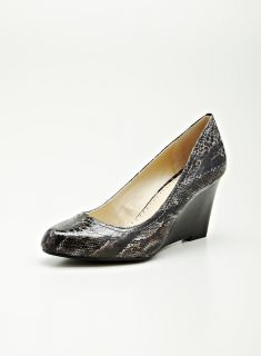 Adrienne Vittadini Hi Wedge Pump