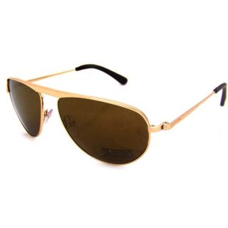 Tom Ford MensTF 108 James Bond Metal Aviator Sunglasses