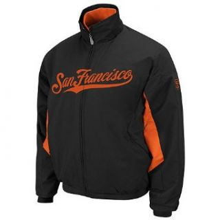 San Francisco Giants Authentic Black Triple Peak Premier