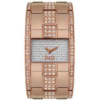 Dolce & Gabbana Womens Rose Goldtone Watch
