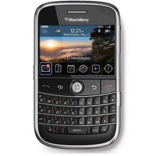 RIM BlackBerry Bold 9000 Unlocked GSM Cell Phone
