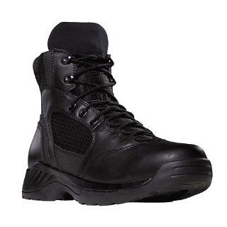 Danner 28015 Kinetic GTX 6 Uniform Boots   Black 10 EE Shoes