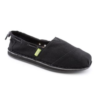 Bobs by Skechers Womens Bobs Chill Recycle Basic Textile Casual