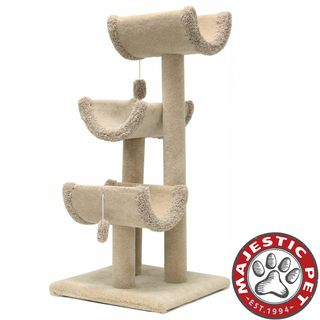 Kitty Cat Jungle Gym 51 inch Cat Tree