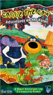 Connie the Cow: Connies Adventures on the Farm [VHS