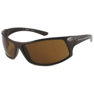 Harley Davidson HDV 002 Mens Wrap Sunglasses