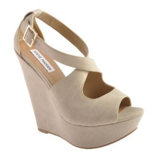 Womens Steve Madden Xternal Bone Suede Today $79.95