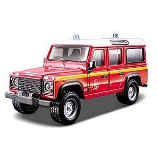 BBURAGO   Modèle réduit   Land Rover Defender 110   Echelle 1/50