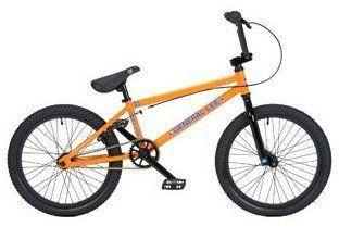 20 DK General Lee Unisex BMX Bike, Orange Sports