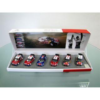 MODELE REDUIT MAQUETTE NOREV 1/43 CITROEN Xsara WRC / C4 WRC   Coffret