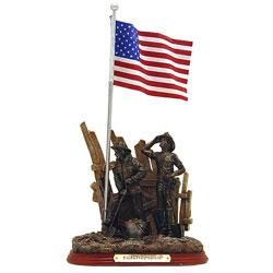 Bradford Exchange Enduring Spirit Collectible Statue