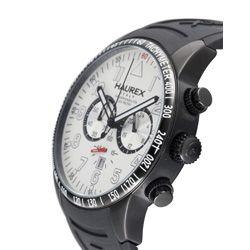 Haurex Italy Red Arrow Mens Chronograph Watch Model # 3N300USS