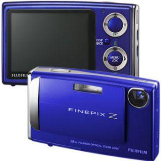 Fuji FinePix Z10 7.2MP Blue Digital Camera (Refurb)